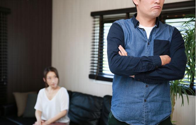 浮気をする夫の心理とは?性欲だけじゃない男性の浮気