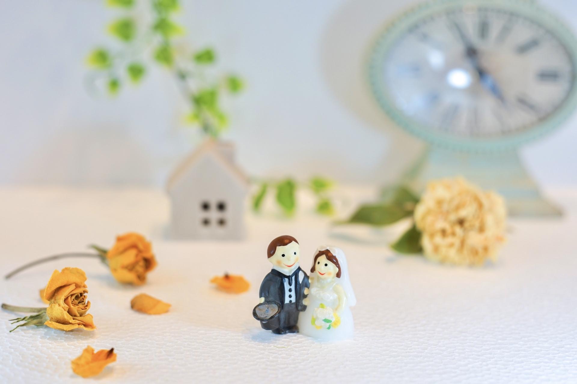 結婚前の身辺調査
